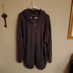 torrid Sweaters - Outlander zipper sweater